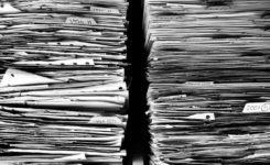 Archivage des documents par SGA à Paris