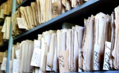 stockage archives papiers - SGA