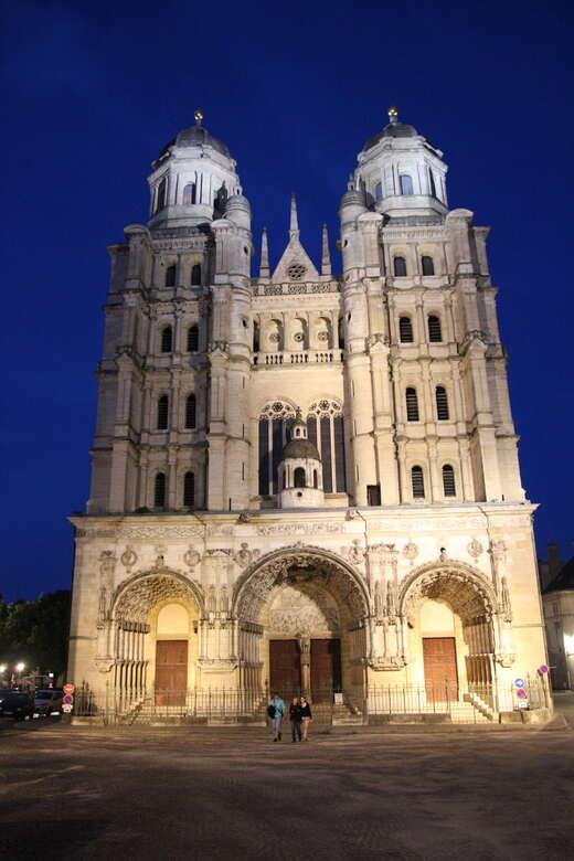 Dijon une ville economique et dynamique - SGA