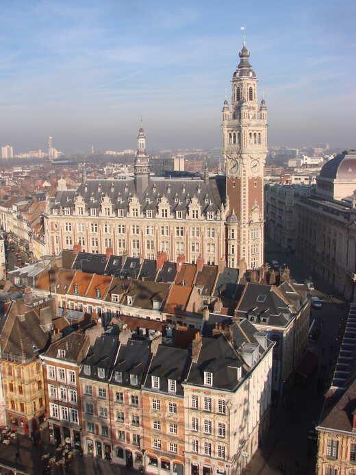 Lille, une ville économique et dynamique - SGA