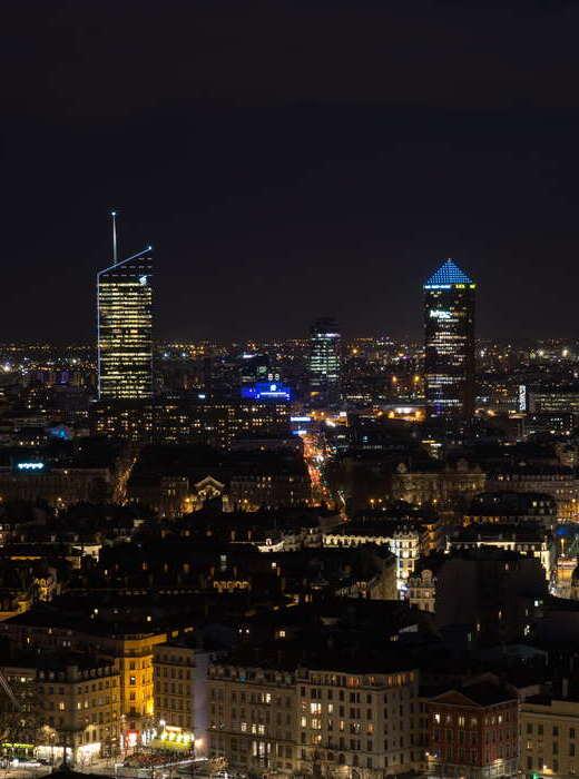 Lyon, une ville économique et dynamique - SGA