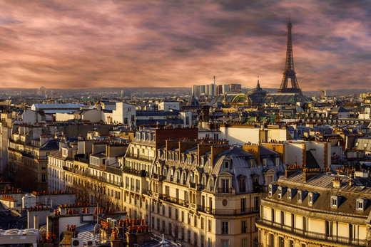 Paris capitale de la France - SGA