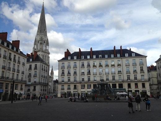 Tout savoir sur la ville de Nantes - SGA