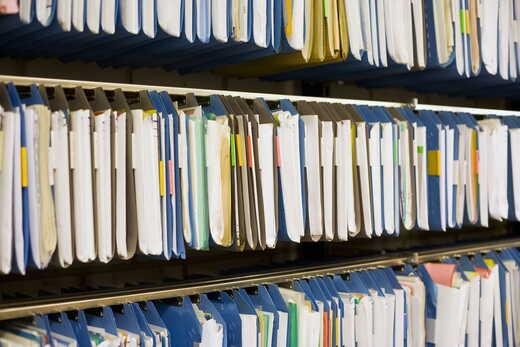 archivage physique en entreprise - SGA