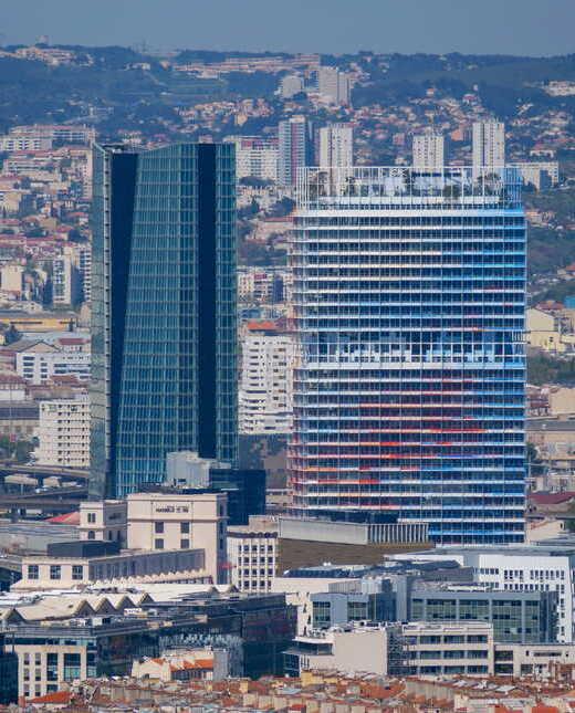 Marseille, au coeur de l'innovation technologique - SGA