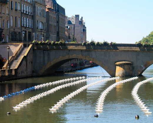 Metz, une ville économique et dynamique - SGA