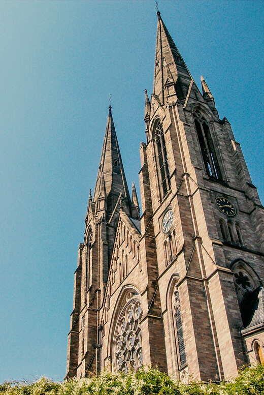 Strasbourg, une ville économique et dynamique - SGA