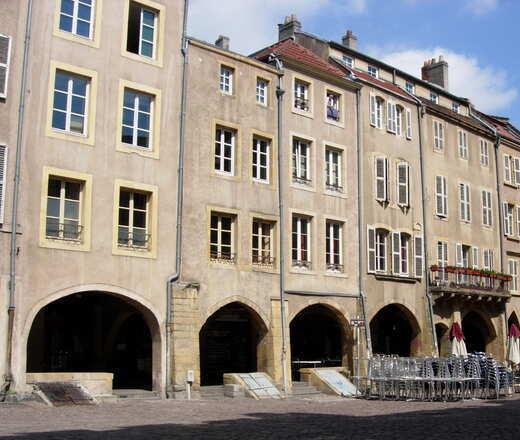 Tout savoir sur la ville de Metz - SGA