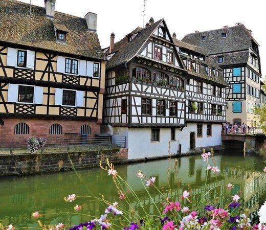 Tout savoir sur la ville de Strasbourg - SGA