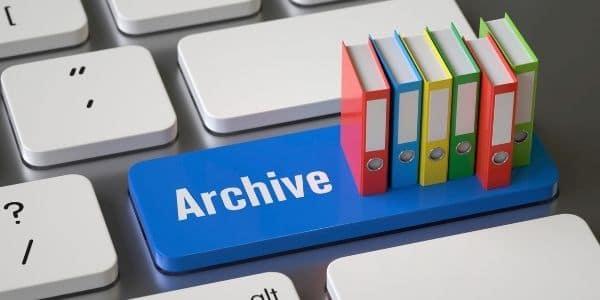 archivage numérique - SGA