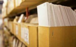 solutions archivage documents - SGA